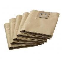Filtro de papel 5 peças para aspirador de pó NT 27/1 - Karcher -