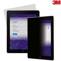 Filtro de Privacidade Reposicionável Para iPad 2/3/4 Vertical HB004330310  3M -