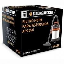 Filtro Hepa para Aspirador AP4850 Black+Decker  VC48H -