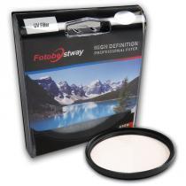 Filtro para Câmera Ultra Violeta UV - Fotobestway 49mm -