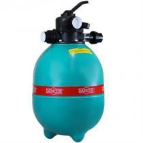 Filtro para Piscina DFR-12 p/ Bomba 1/3 CV - Filtra Até 30.400 Litros de Àgua DANCOR -