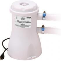 Filtro para piscinas, vazão 2200 l/h - 110v - Mor