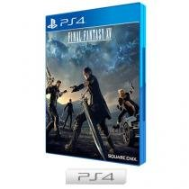 Final Fantasy XV: Day One Edition para PS4 - Square Enix