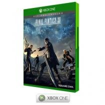 Final Fantasy XV: Day One Edition para Xbox One - Square Enix