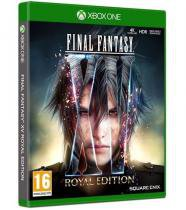 Final fantasy xv royal edition xone - Square-enix