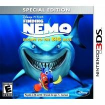 Finding nemo escape to the big blue - 3ds - Nintendo