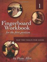 Fingerboard Workbook for the First Position - Createspace pub