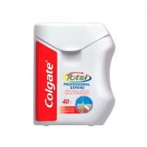 Fio dental colgate total professional expand 40m -