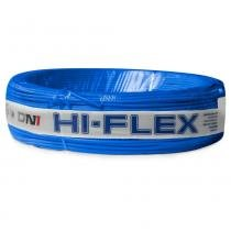 Fio flexível para instalação automotiva dni hi-flex 1,50 mm 100 metros azul - Dni