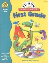 First grade big activity cd-rom - School zone