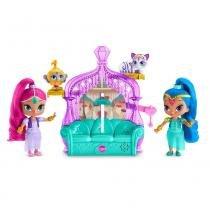 Fisher Price Boneca Shimmer E Shine Conjunto Mágico - Mattel -