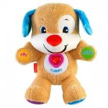 Fisher price cachorrinho aprendendo a brincar - mattel -