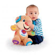 Fisher Price Cachorrinho Aprendendo a Brincar - Mattel -
