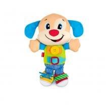 Fisher Price Cachorrinhos Hora de Vestir Aprender e Brincar - Mattel - Mattel