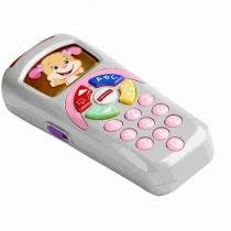 Fisher Price Controle Remoto Rosa Dlh42 -