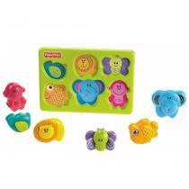 Fisher-Price Encaixa Bichinho - Mattel - Fisher Price