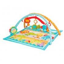 Fisher Price Ginásio Floresta Animada - Mattel - Fisher Price