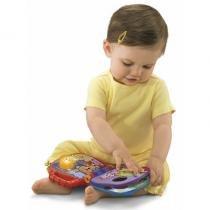 Fisher-Price - Livrinho Aprendendo e Brincando - Cores e Formas - Mattel - Fisher Price