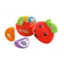 Fisher Price Maçã Feliz Aprender Brincar - Mattel - Mattel