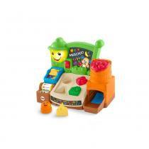 Fisher Price Mercado Aprender e Brincar - Mattel - Mattel