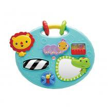 Fisher Price Mini Painel de Atividades - Mattel - Fisher Price