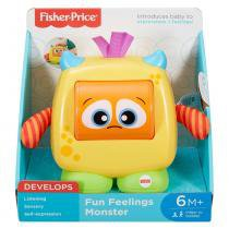 Fisher Price Monstro Carinha Surpresa - Mattel - Mattel