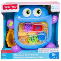 Fisher Price Monstro Labirinto Divertido - Mattel - Mattel