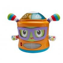 Fisher Price Rafa Beats - Mattel - Mattel