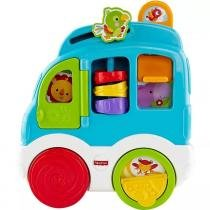Fisher Price Sons Divertidos Carrinho - CMV95/1 - Mattel -