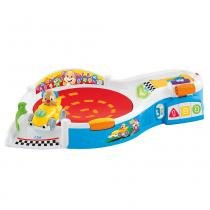 Fisher Price Super Pista Corrida - Mattel - Fisher Price