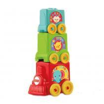 Fisher Price Trem dos Animais - Mattel - Fisher Price