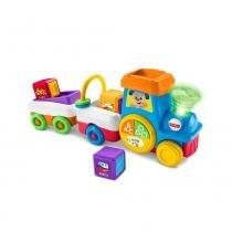 Fisher Price Trem Primeiras Palavras - Mattel - Mattel