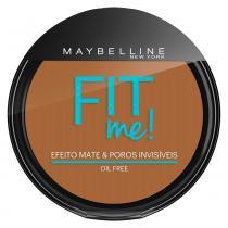 Fit Me! Maybelline - Pó Compacto para Peles Escuras - 300 - Escuro Original - Maybelline