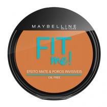 Fit Me! Maybelline - Pó Compacto para Peles Médias -