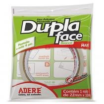 Fita Dupla Face 22mm 10m Ref.459 - Adere -