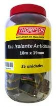 Fita isolante 10 m x 19 mm thompson pote com 35 - Thompson