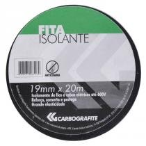 Fita Isolante 19mm x 20m - Carbografite