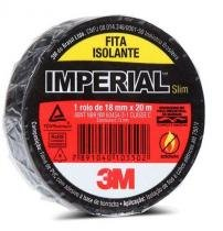 Fita isolante imperial slim 18mm x 20m - imperial slim - 3m - 3m