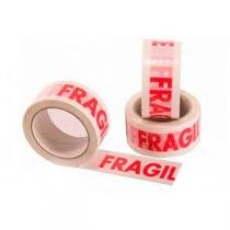Fita Lacre Cuidado Fragil 50mm x 50M - Comercial santos