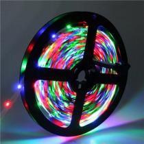 Fita LED 3528 24W Rolo com 5 metros IP65 RGB 12V - Global