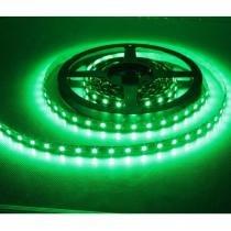 Fita led 3528 ip65 60 leds/m bi-volt rolo 5 mts prova de água com fonte - Commerce brasil