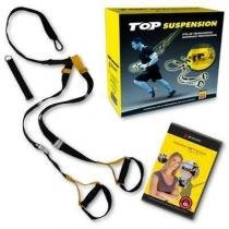 Fita Suspensão Tipo Trx C/ Dvd Aula Top Suspension Bioshape -