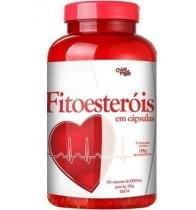 Fitoesteróis - 60 Cápsulas - Chá Mais -