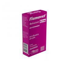 Flamavet 0,2 mg Anti-inflamatório para gatos Agener 10 comprimidos - Agener união