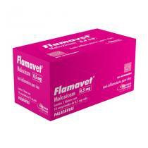 Flamavet 0,5mg 50 comp Agener Antinflamatório - Agener união