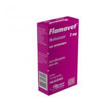 Flamavet 2 mg para cães Agener 10 comprimidos - Agener união