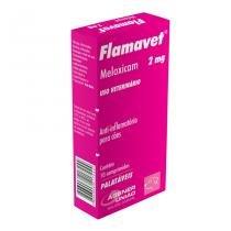 Flamavet 2mg 10 comp Agener Antinflamatório - Descrição marketplace - Agener união