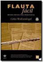 Flauta facil  - metodo pratico para principiantes - Irmaos vitale