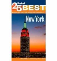 Fodors New York 25 Best - Pb - Fodors - 953032