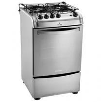 Fogão 4 Bocas Electrolux Chef 52SPX Inox - Acendimento Automático